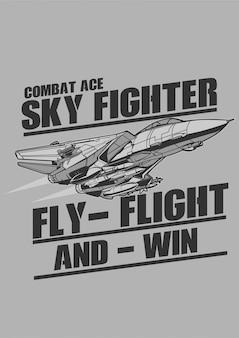 Luchador del cielo