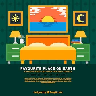 Lugar favorito en la tierra