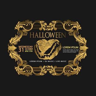 Lujo de halloween