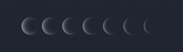 Luna eclipse lunar