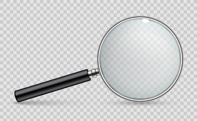 Lupa, lupa zoom, lente de herramienta manual.