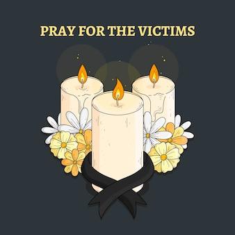 Luto por el concepto de víctimas