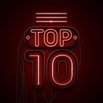 Luz de neón top 10