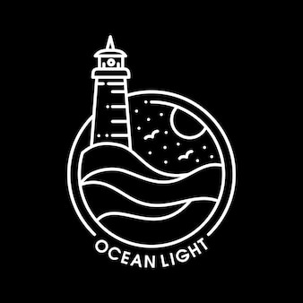 Luz del océano