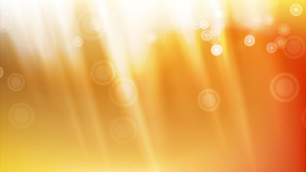 Luz de sol . efecto de luz de destello de luz solar.