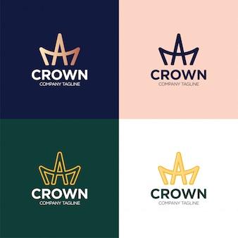 A y m letras monograma logotipo.