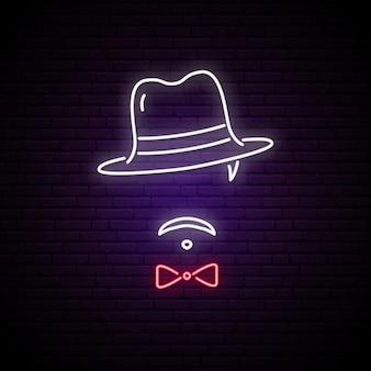 Mafioso en sombrero
