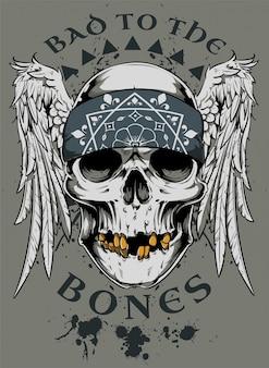 Malo para los huesos