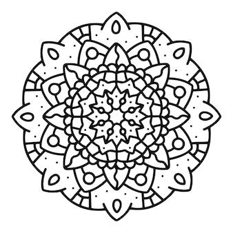 Mandala elegante