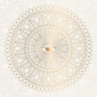 Mandala indio