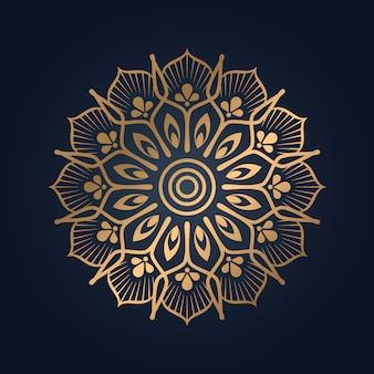 Mandala de lujo