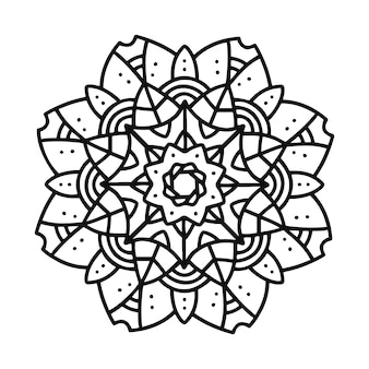 Mandala moderno