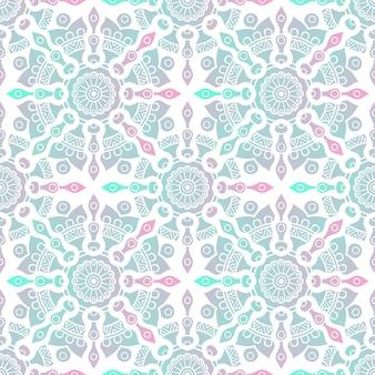 Mandala ornamental de lujo