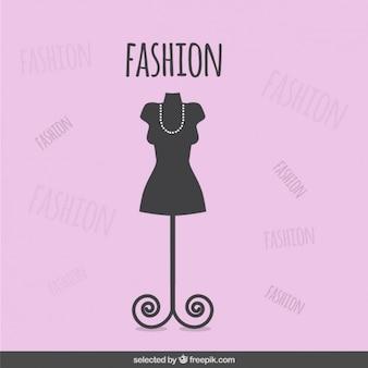 Maniquí de moda
