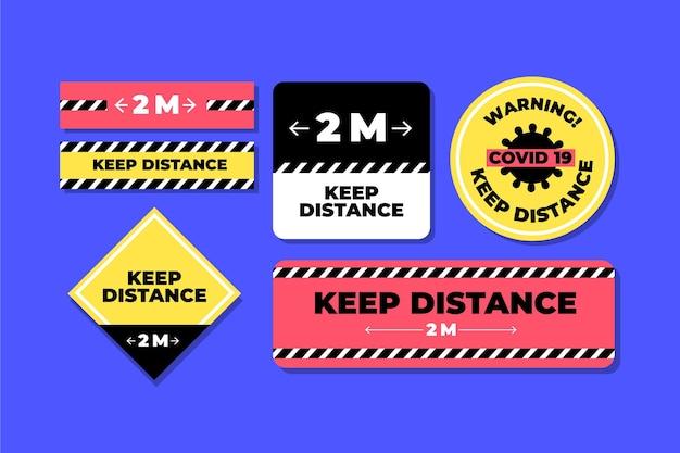 Mantén tu distancia