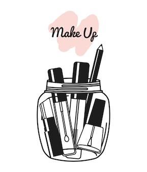 Maquillaje femenino