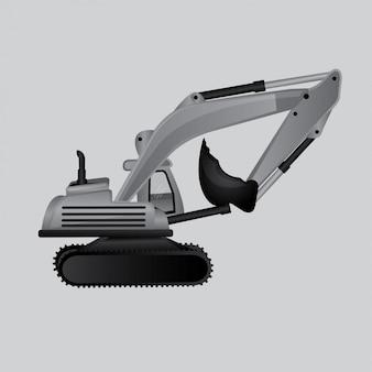 Maquina de construccion
