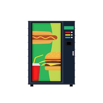 Máquina expendedora de sándwich