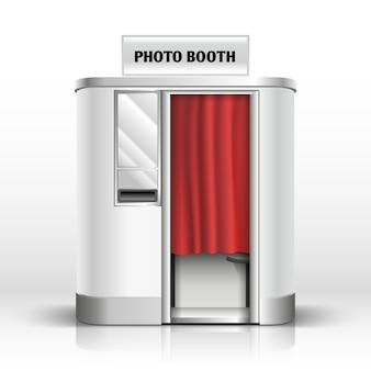 Máquina expendedora de servicio rápido de fotos