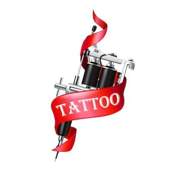 Máquina de tatuaje de cinta