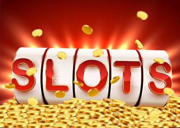 La máquina tragamonedas de oro gana el premio gordo del casino big win
