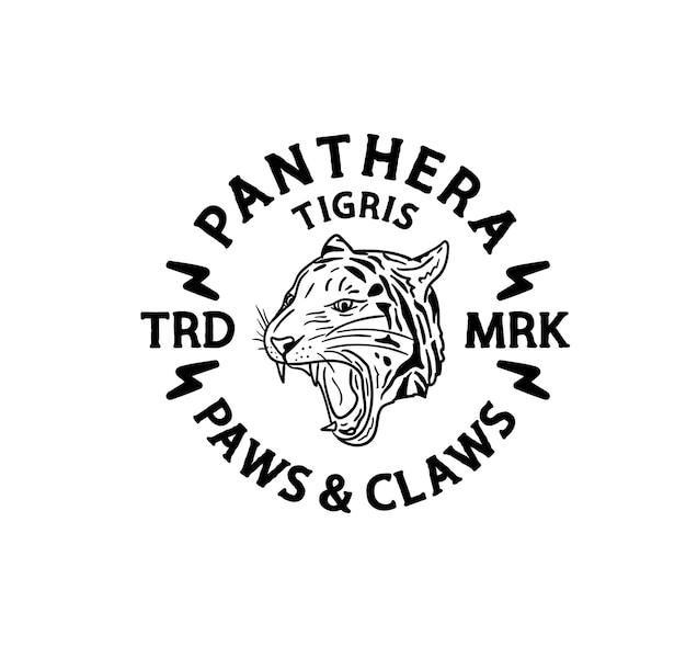 Marca de tigre