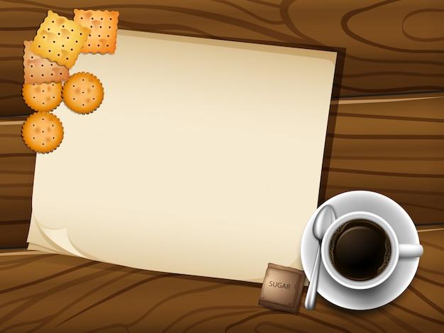 Marco de cafe