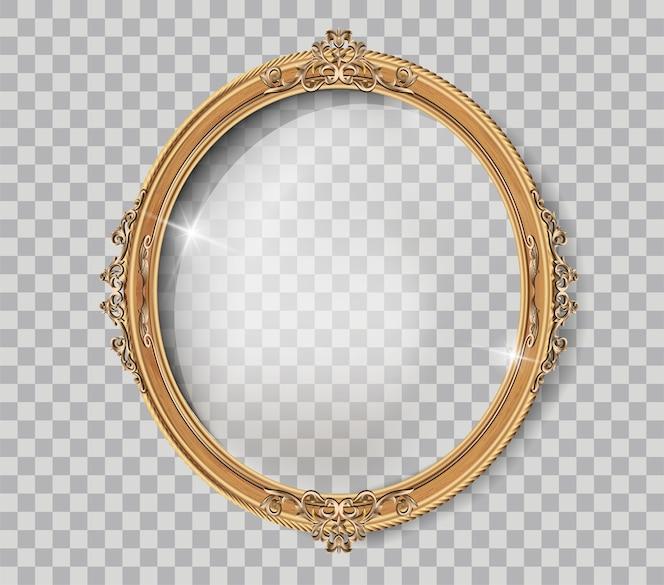 Oval Vintage Frame   Fotos y Vectores gratis