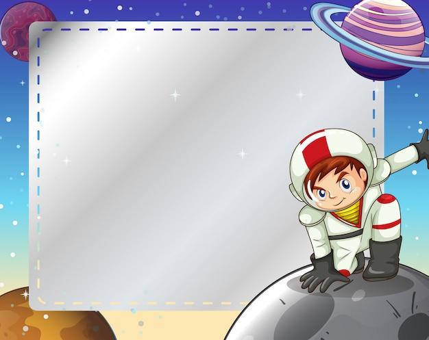 Marco espacial
