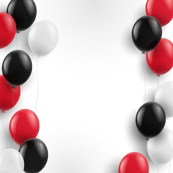 Marco de globos