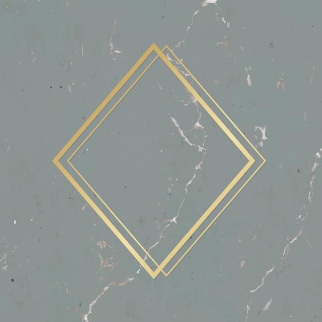 Marco de telón de fondo con textura de mármol