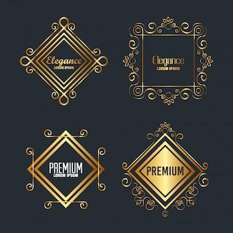Marcos de primera calidad y elegancia
