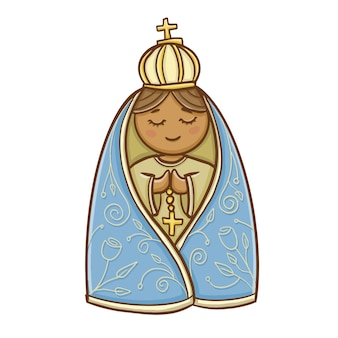 María nuestra señora apareció católica