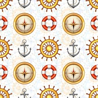 Marina de patrones sin fisuras