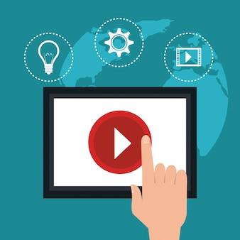 Marketing digital y social.