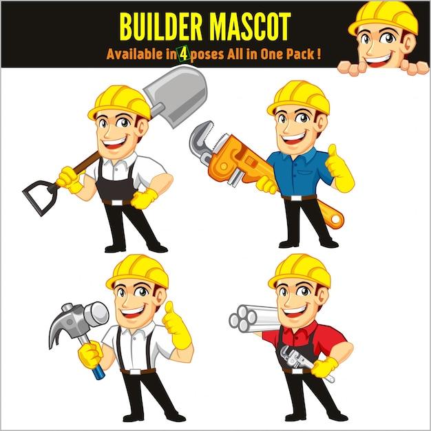 Mascota del constructor