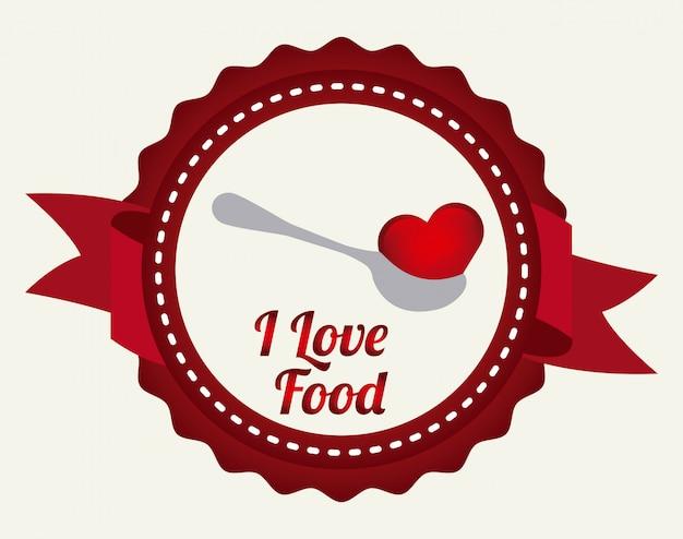 Me encanta la comida