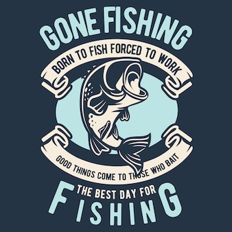 Me fui a pescar