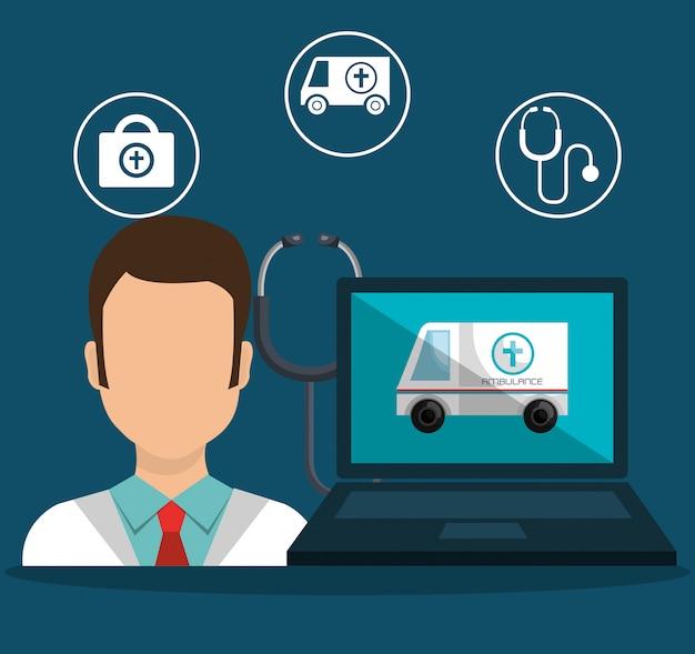Medicina en línea
