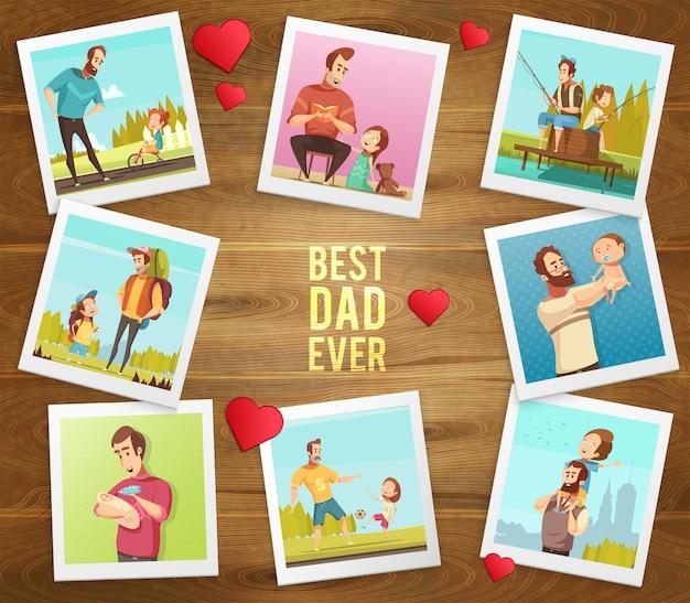 Mejor composición de padre jamás