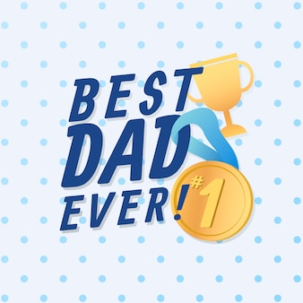 El mejor papá