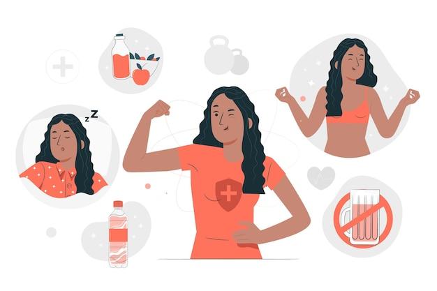 Mejora la ilustración de tu sistema inmunológico