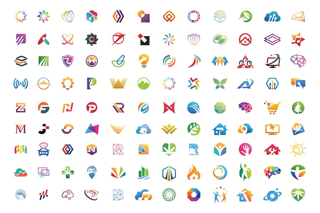 Las mejores colecciones de logotipos