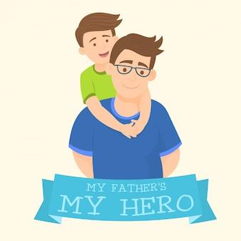 Mi padre es un heroe