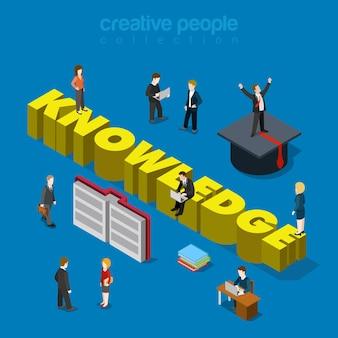 Microempresarios graduados cap libros gran conocimiento palabra