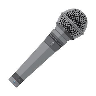 Micrófono de escenario