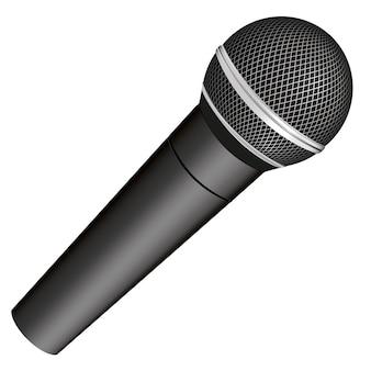Micrófono vector
