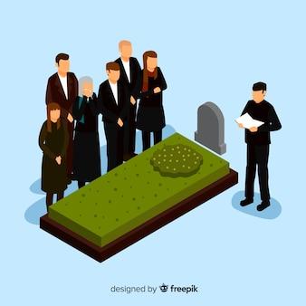 Misa de entierro