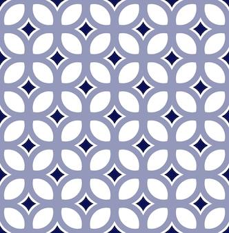 Modelo lindo del azulejo, fondo inconsútil moderno del vintage