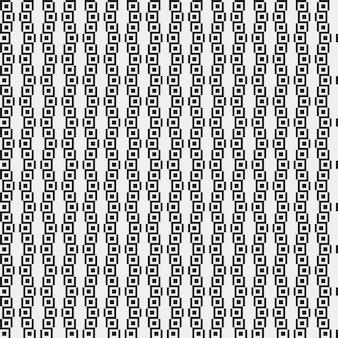 Modelo simple con formas geométricas monocromáticas. útil para el diseño textil e interior. estricto estilo neutral.